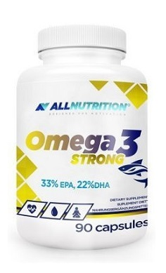 All Nutrition omega 3 strong