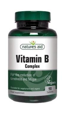 Natures Aid Vitamin B Complex (2)