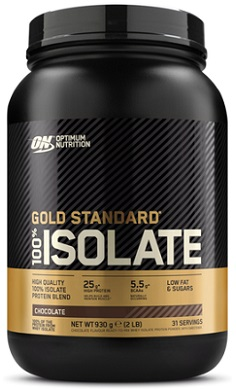 Optimum Nutrition Gold Standard 100 Isolate whey