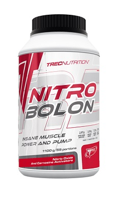 Trec Nutrition Nitrobolon Preworkout pump