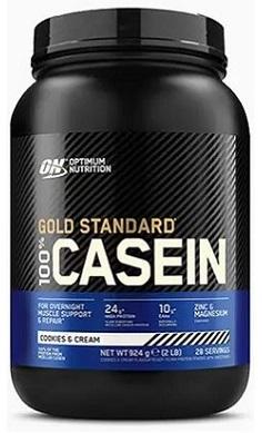 optimum nutrition casein Protein gold standard
