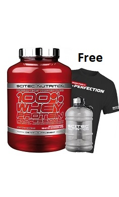 scitec Nutrition 100 whey protein offer5