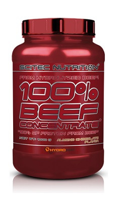 Scitec Nutrition 100 beef concentrate