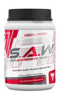 Trec Nutriton Saw Preworkout Pump