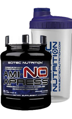 scitec Nutrition Ami-no Xpress BCAA Intra workout 2