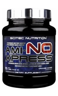 scitec Nutrition Ami-no Xpress BCAA Intra workout