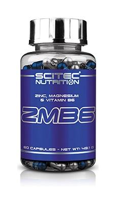 scitec Nutrition ZMB6 - ZMA zinc magnesium vitamin B6