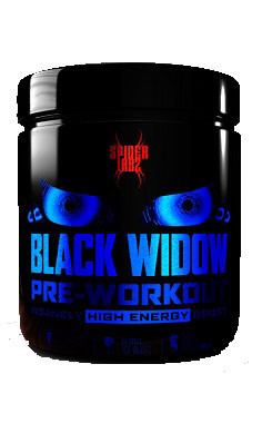spider labz black widow preworkout