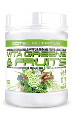 Scitec Nutrition Vita Greens & Fruits
