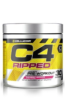Cellucor C4 Ripped pre-workout preworkout fat burner