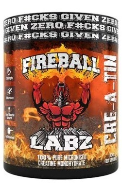Fireball Labz Cre-A-Tin Creatine