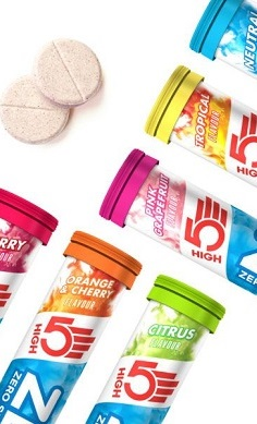 High5 Zero Electrolyte Sports Drink Electrolytes