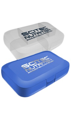 Scitec Nutrition Pill Box