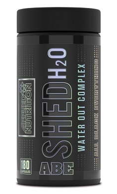 Applied Nutrition All Black Everything ABE Shed H2O Diuretic