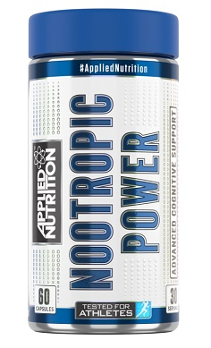 Applied Nutrition Nootropic Power cognitive support