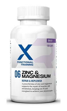 Reflex Nutrition Batch Tested Zinc Magnesium