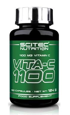 Scitec Nutrition Vita-C 1100 vitamin C
