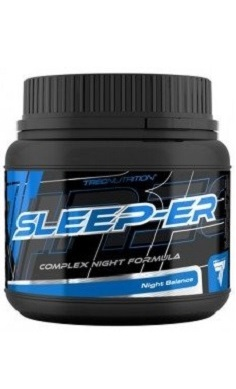 Trec Nutrition Sleeper complex night recovery formula