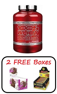 scitec Nutrition 100 whey protein professional offer 2b