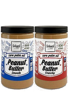 The Skinny Food Company - 100% Pure Peanut Butter