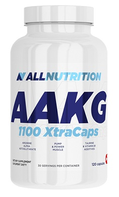 All Nutrition AAKG caps