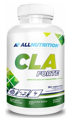 All Nutrition CLA Forte capsules