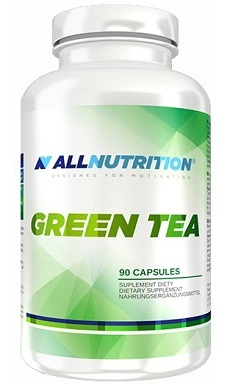 All Nutrition Green Tea extract capsules