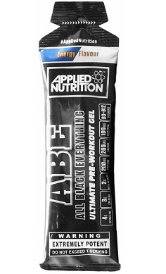 Applied Nutrition All Black Everything ABE Preworkout Gels 2