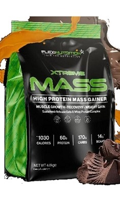 Flexi Nutrition Extreme Mass gainer