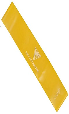 Resistance Loop Band - Light - yellow