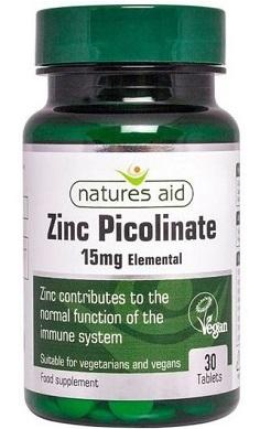 Natures Aid Zinc