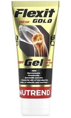 Nutrend Flexit Gold Gel - MSM Glucosamine