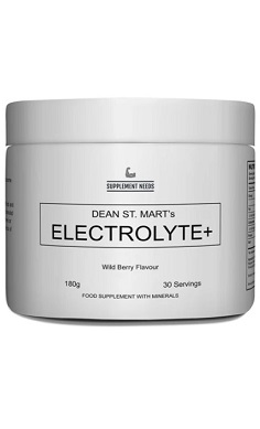 SUPPLEMENT NEEDS ELECTROLYTE+ - 180G