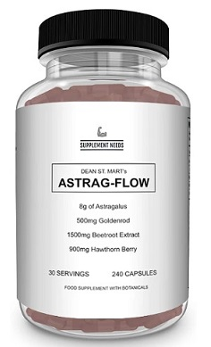 Supplement Needs Astrag Flow
