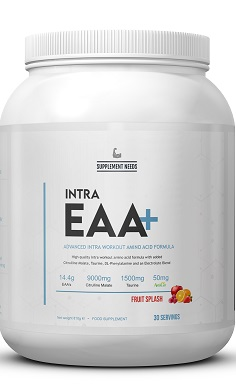 Supplement Needs Intra EAA+ Intra workout