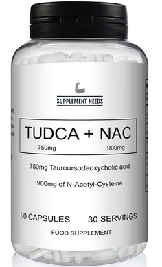 Supplement Needs TUDCA + NAC