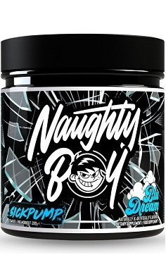Naughty Boy Sickpump Pre-workout