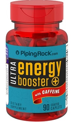 PipingRock ultra energy booster