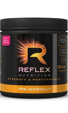 Reflex Nutrition Pre-Workout