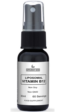 SUPPLEMENT NEEDS LIPOSOMAL vitamin B12