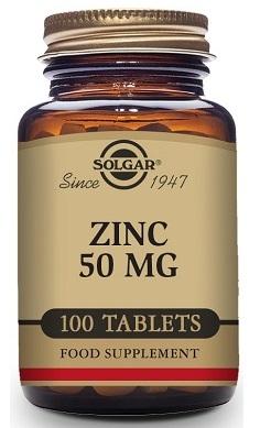 Solgar Zinc 50mg