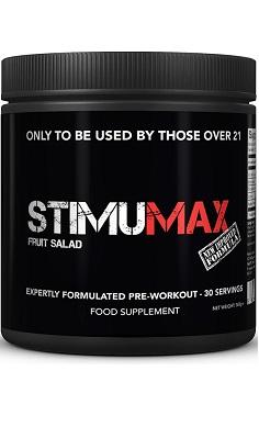 Strom StimuMax pre-workout