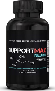 Strom SupportMax Neuro capsules