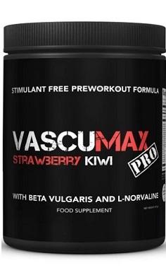 Strom VascuMAX PRO - Stim Free Pre-workout