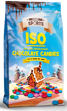 Yummy Sports ISO Protein whey isolate