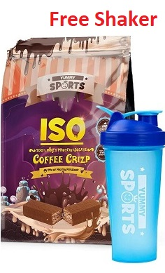 Yummy Sports Iso whey isolate
