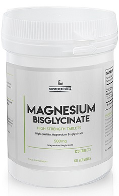 Supplement Needs Magnesium Bisglycinate