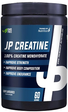 Trained By JP Creatine - Ireland