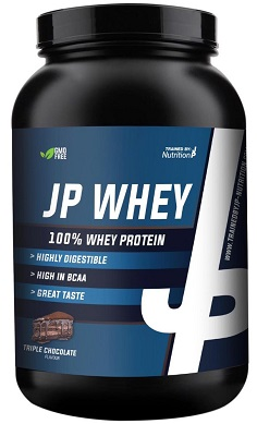 Trained By JP Whey Protein
