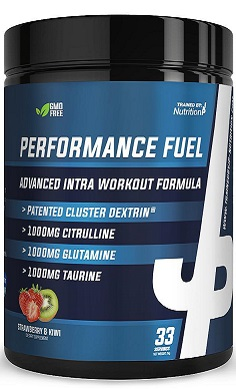Trained by JP Performance Fuel carbs intra workout